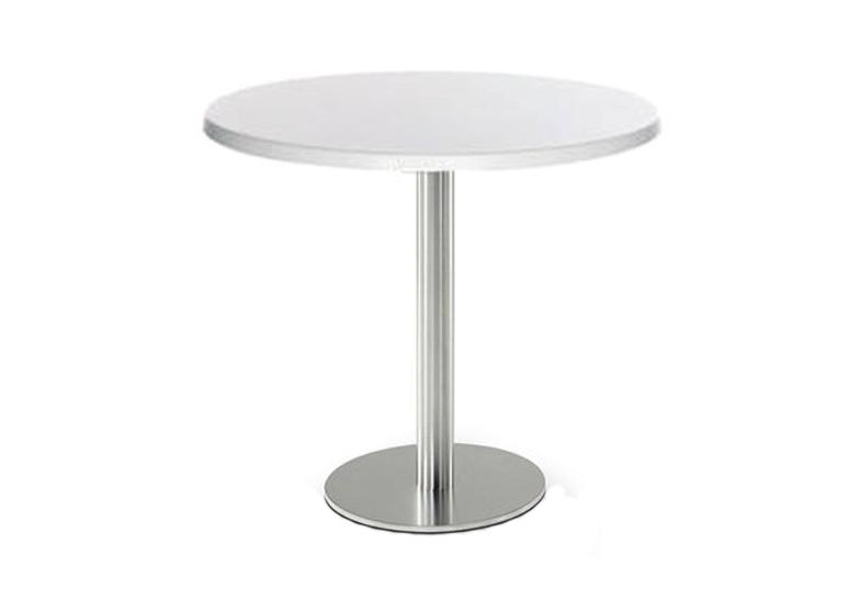 INOX D70, Tisch