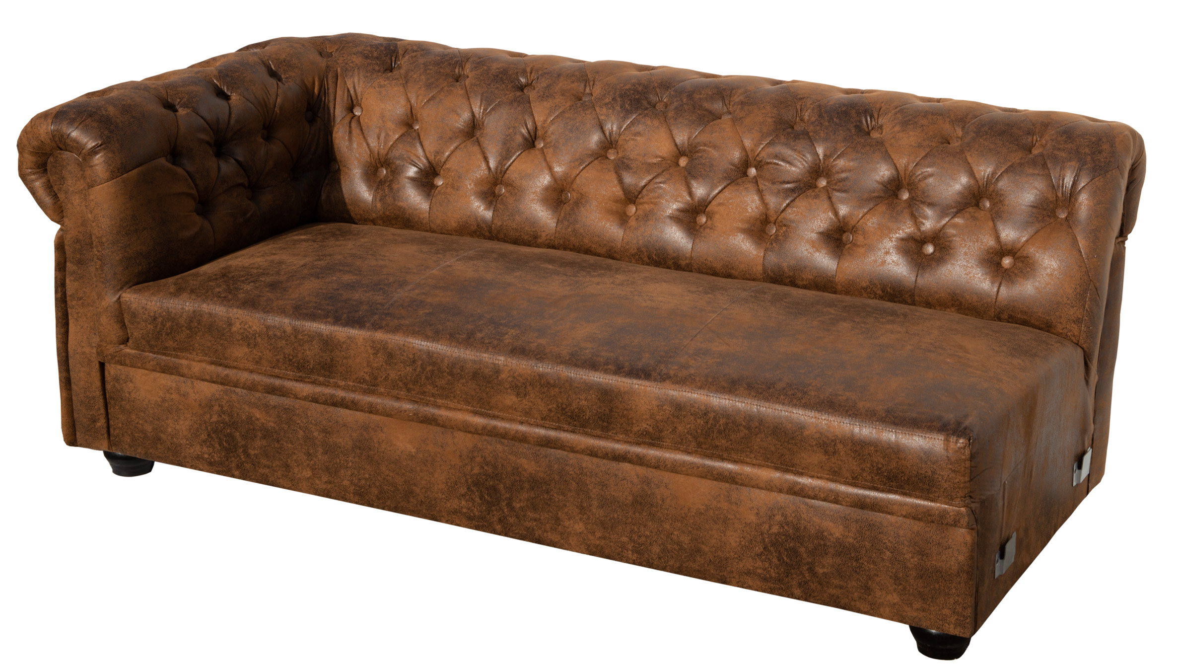 CHESTERFIELD Sofa 3-Sitzer links L3
