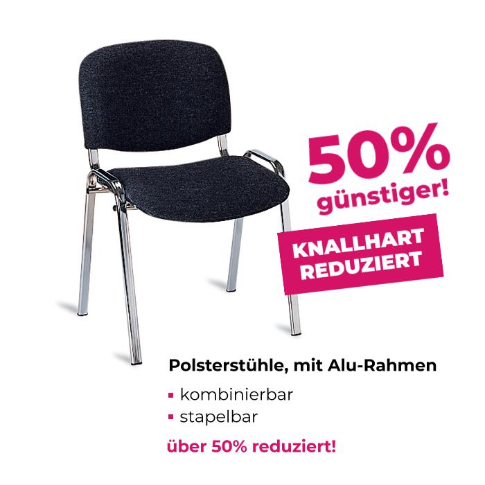 Polsterstuhl Classic 102 - Bestuhlung für Räume aller Art