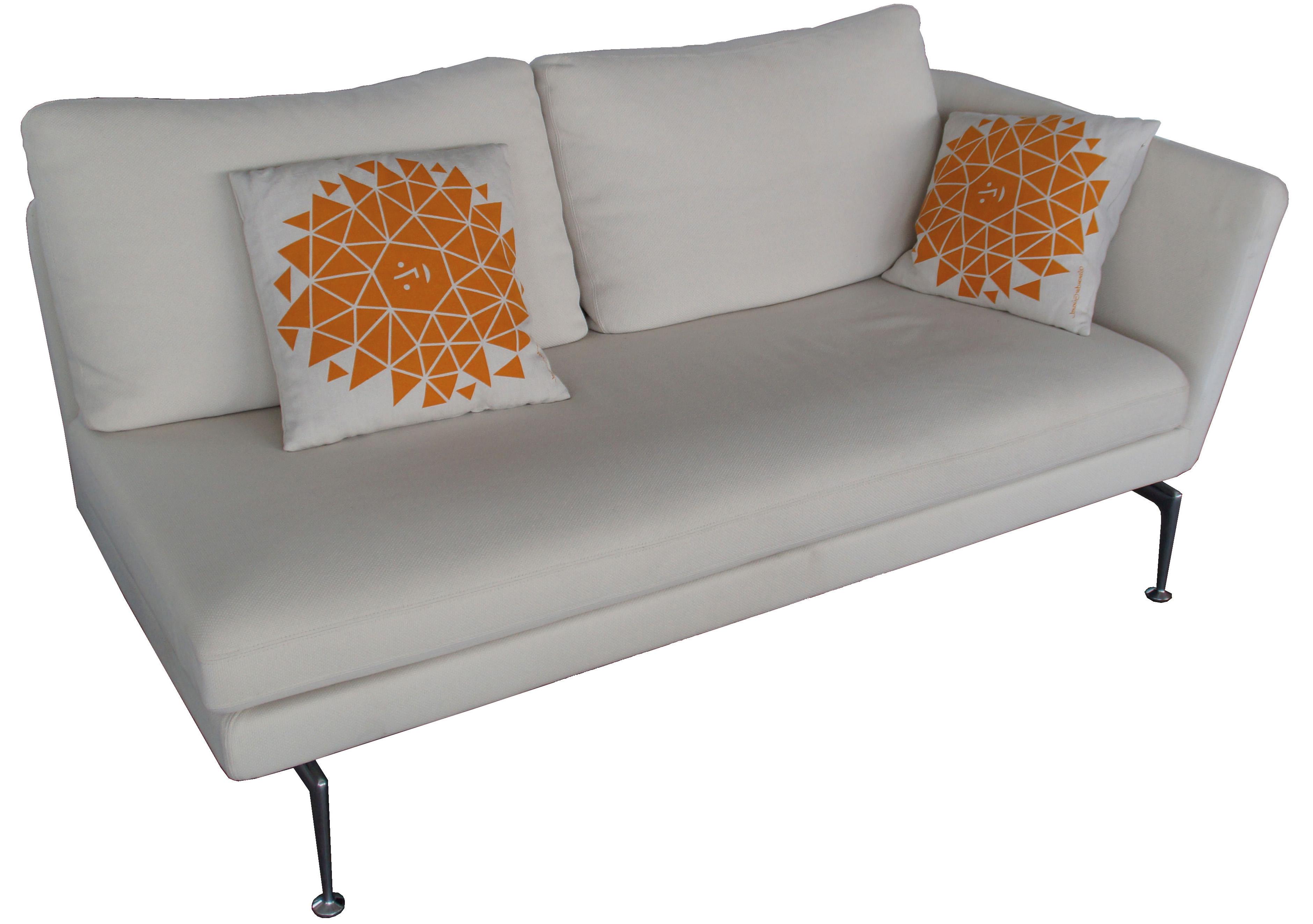 SUITA 2-Sitzer Sofa / VITRA mit Armlehne rechts