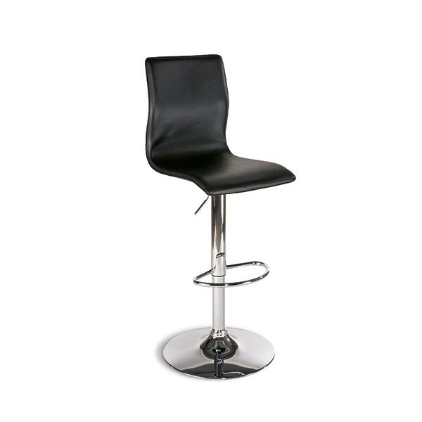 CASA Barhocker (Tresenstuhl / Tresenhocker, höhenverstellbar, drehbar, mit Rückenlehne, mit Fußstütze) - MEGA-reduziert!